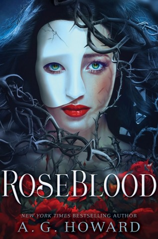 A.G. Howard,Rose Blood
