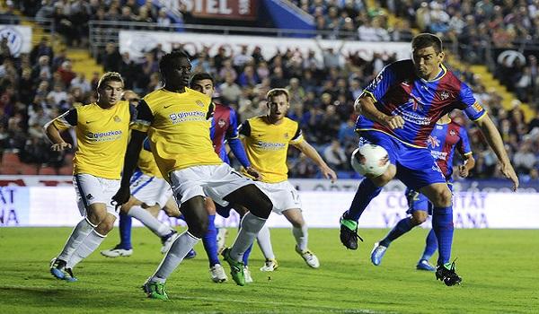 Prediksi Levante vs Real Sociedad Liga Spanyol