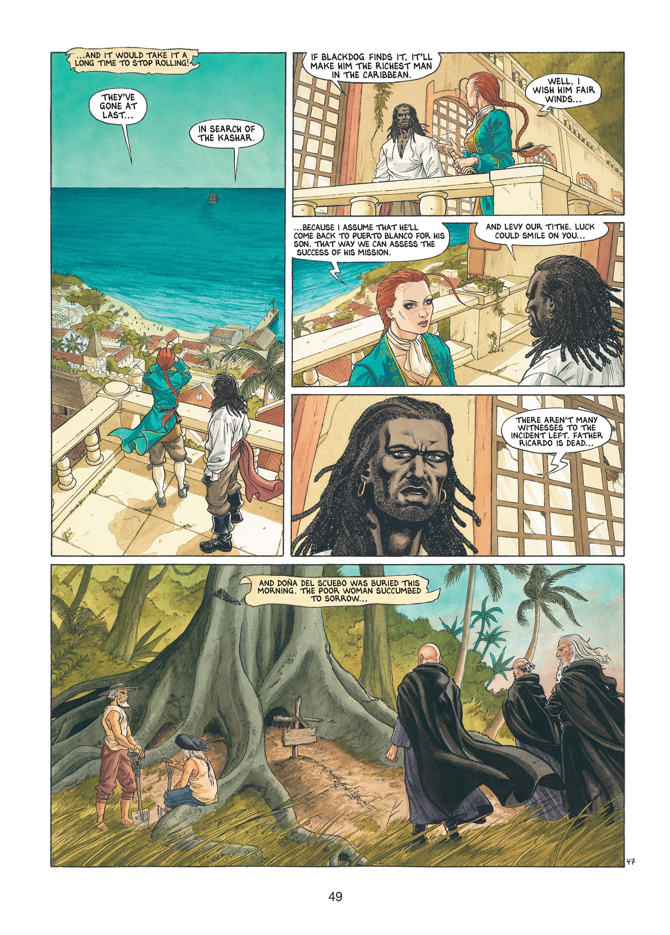 Read online Barracuda comic -  Issue #1 - 49