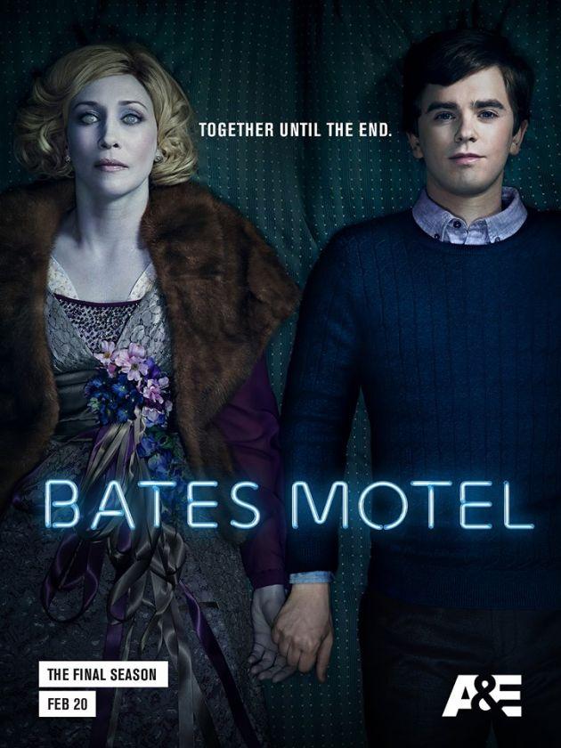 Assistir Série Bates Motel – Todas as Temporadas