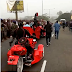 Bikers carnival Calabar: See Trailer power bike(Photos)