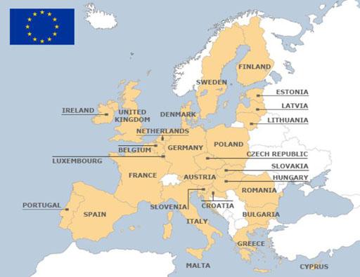 Same sex marriage in european union