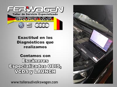 Servicio Tecnico Automotriz Ferwagen