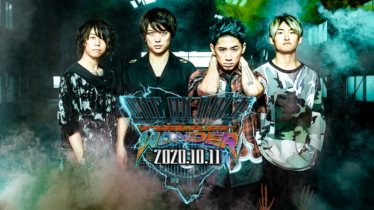"ONE OK ROCK 2020 ""Field of Wonder"" at Stadium Live Streaming [2020.10.11+MP4+RAR]"
