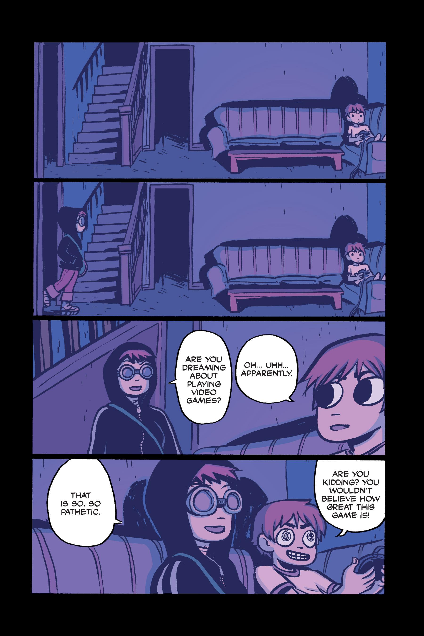 Read online Scott Pilgrim comic -  Issue #2 - 33