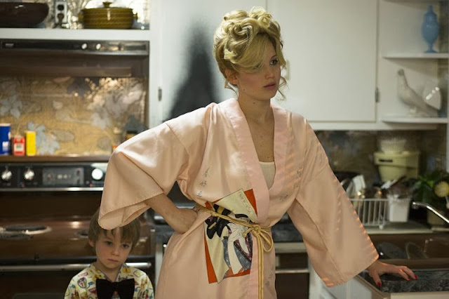 Špinavý trik - Jennifer Lawrence