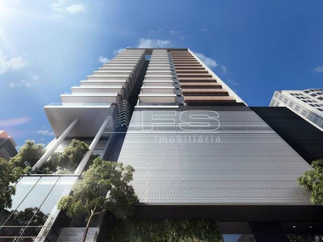 ref V1730 - Sunsky Tower - Apartamentos 3 suítes - Meia Praia - Itapema/SC