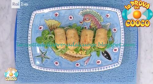 Ricetta degli Stuzzichini di patate e gamberi da La Prova del Cuoco