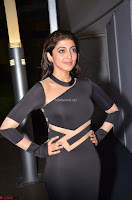 Pranitha Subhash in a skin tight backless brown gown at 64th Jio Filmfare Awards South ~  Exclusive 101.JPG