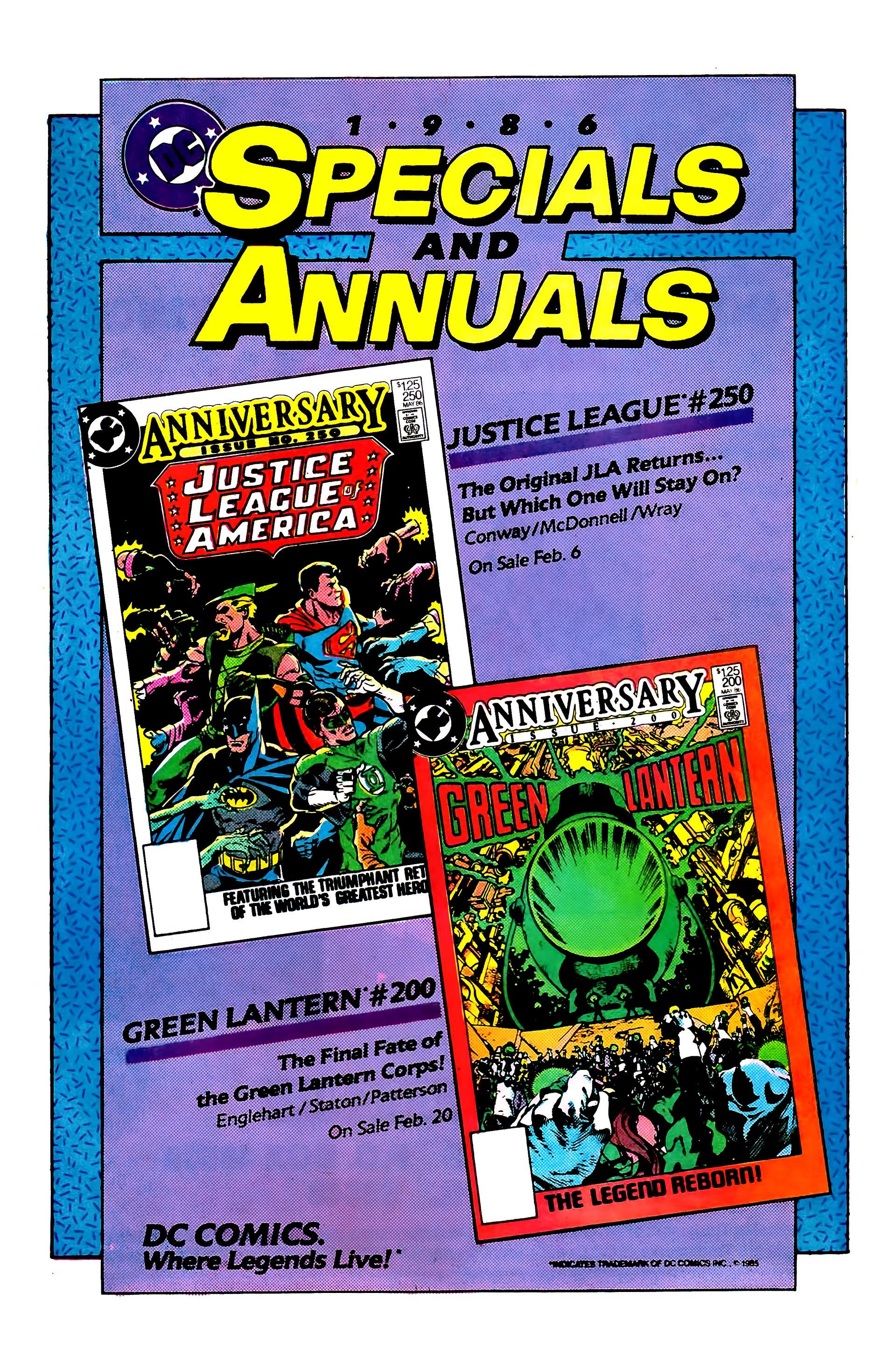 Read online Secret Origins (1986) comic -  Issue #2 - 8