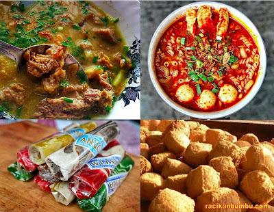5 Makanan Khas Sunda Yang Lezat Dan Perlu Anda Coba !!!