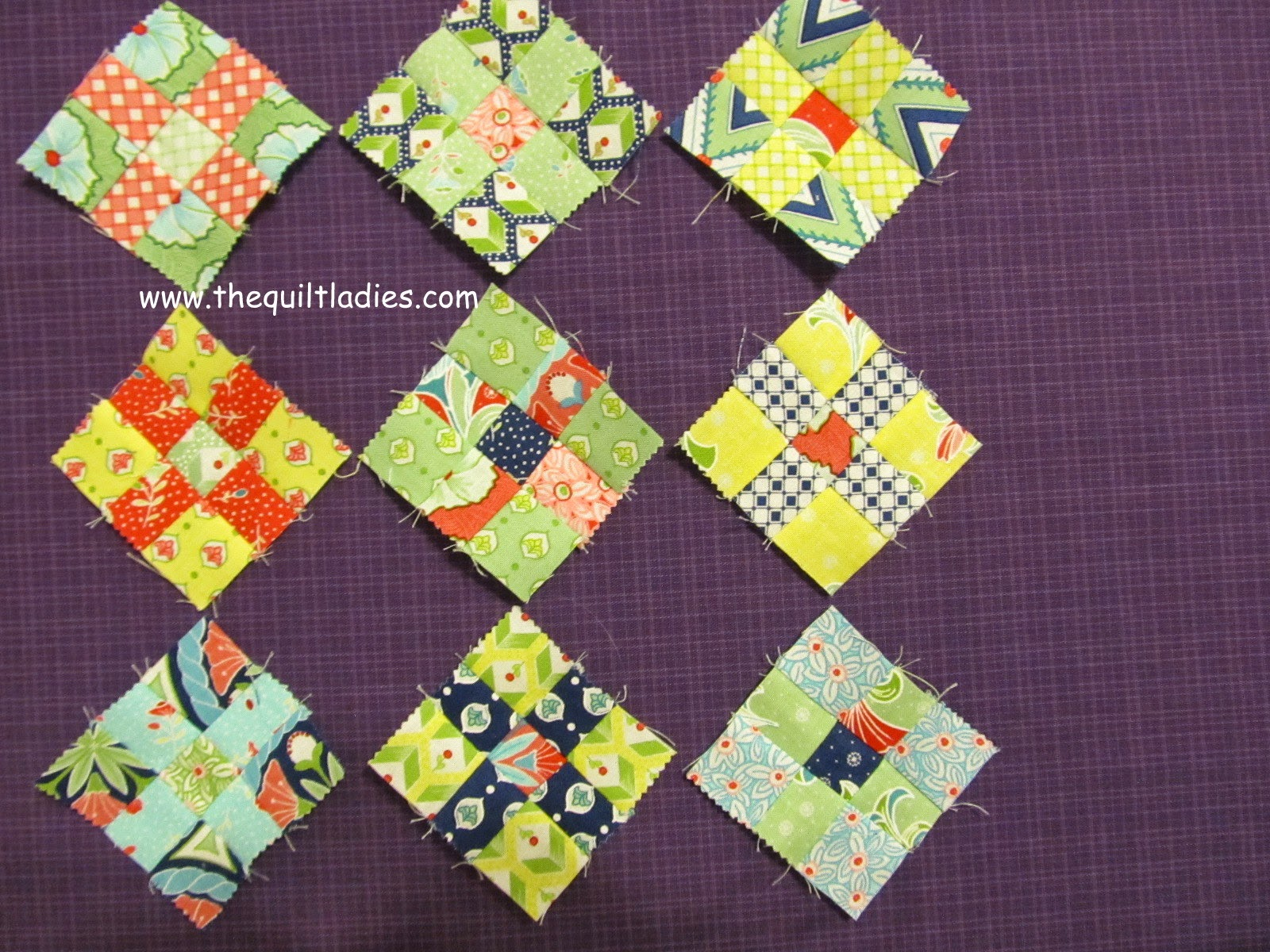 Quilt Pattern Tutorial.