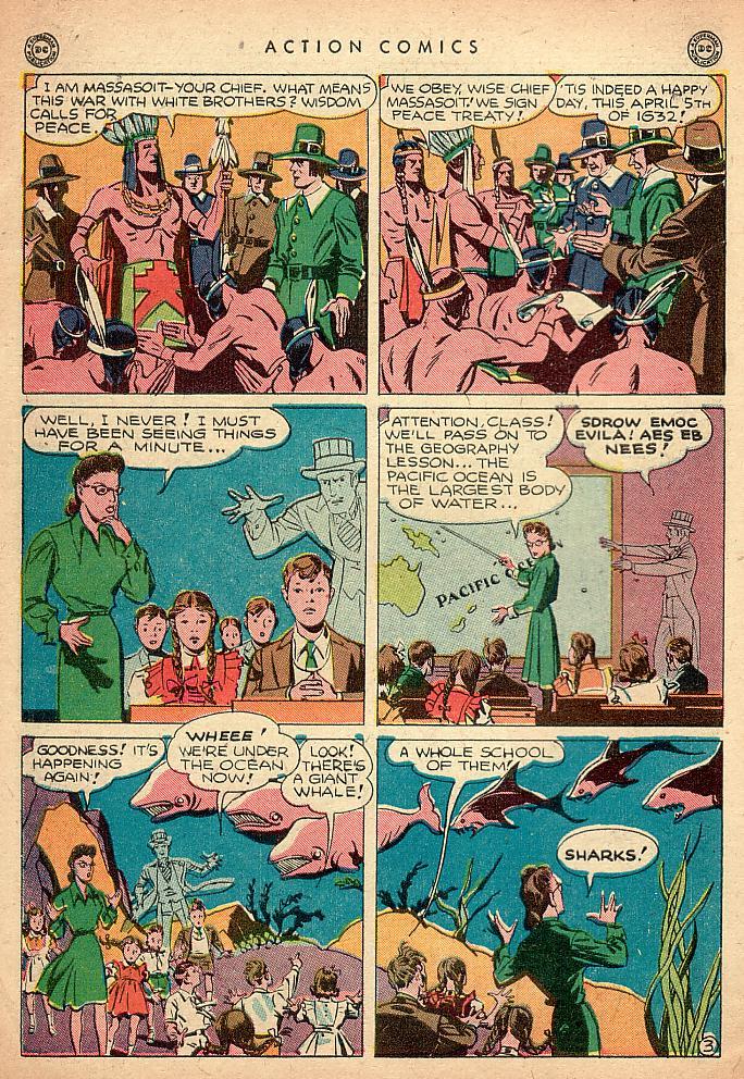 Action Comics (1938) 90 Page 42