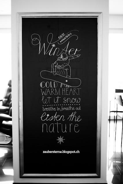 kreativblog schweiz, kreidetafel beschriften, chalkboard schweiz, lettering, handlettering schweiz , chalkboard schweiz