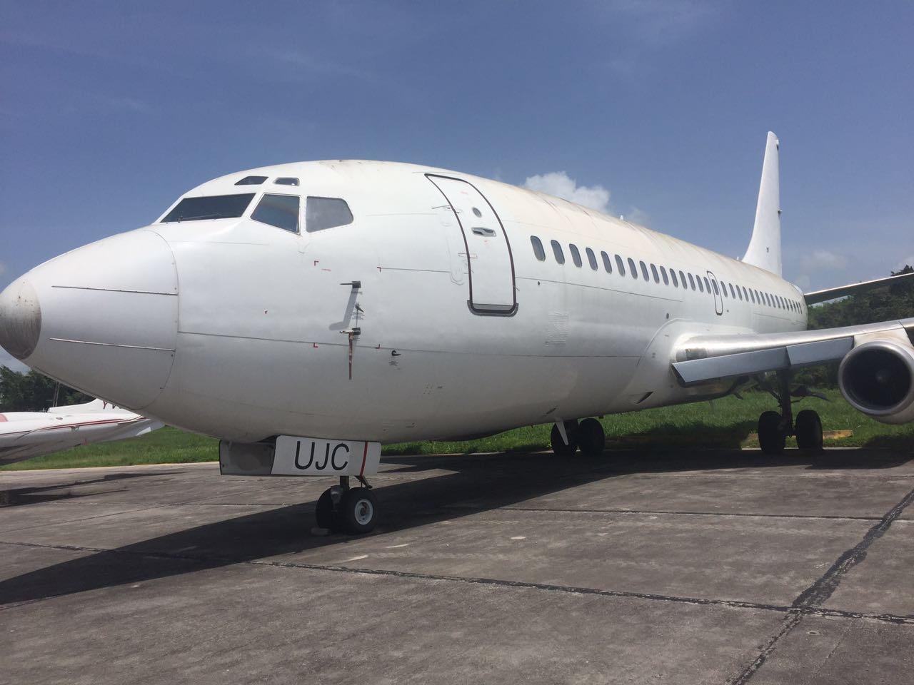 Procuraduría y la DNCD incautan dos aviones de capo colombiano