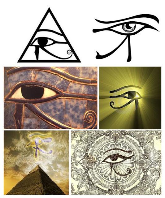 Illuminati Eye, Pyramid, 33, & other Symbols Are Not Evil