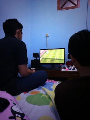 Game Bola PES di Indonesia lebih laku daripada FIFA