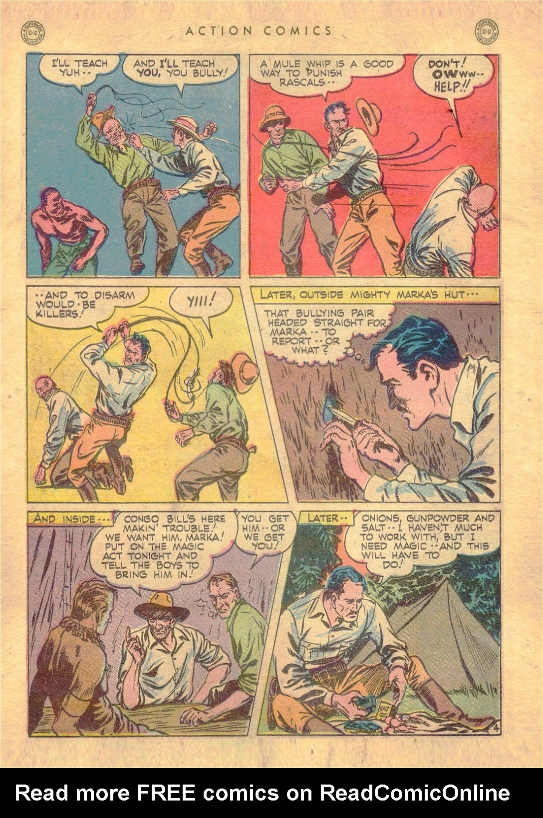 Read online Action Comics (1938) comic -  Issue #107 - 19
