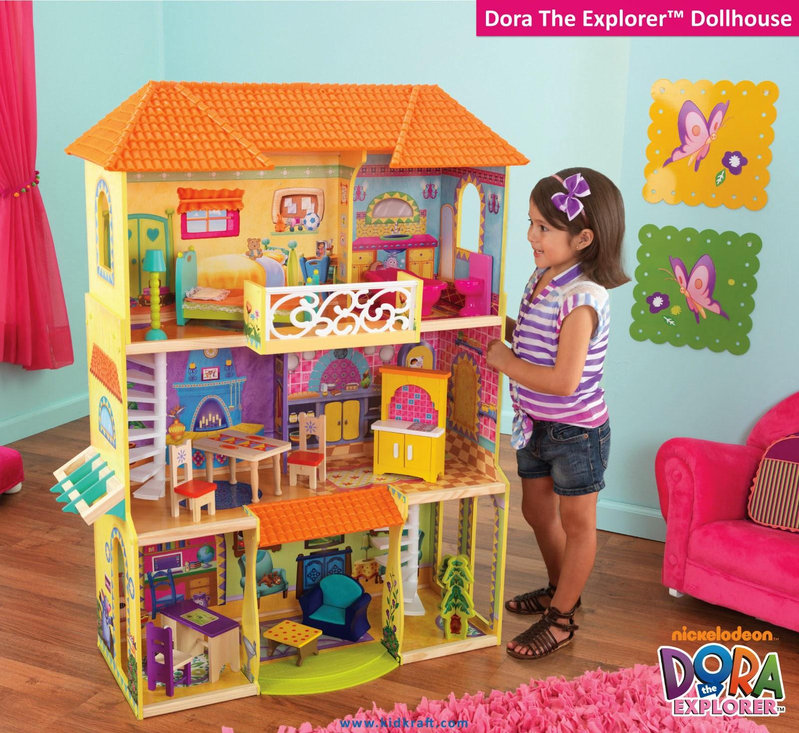 KidKraft Toys  Furniture In Stores Dora The Explorer