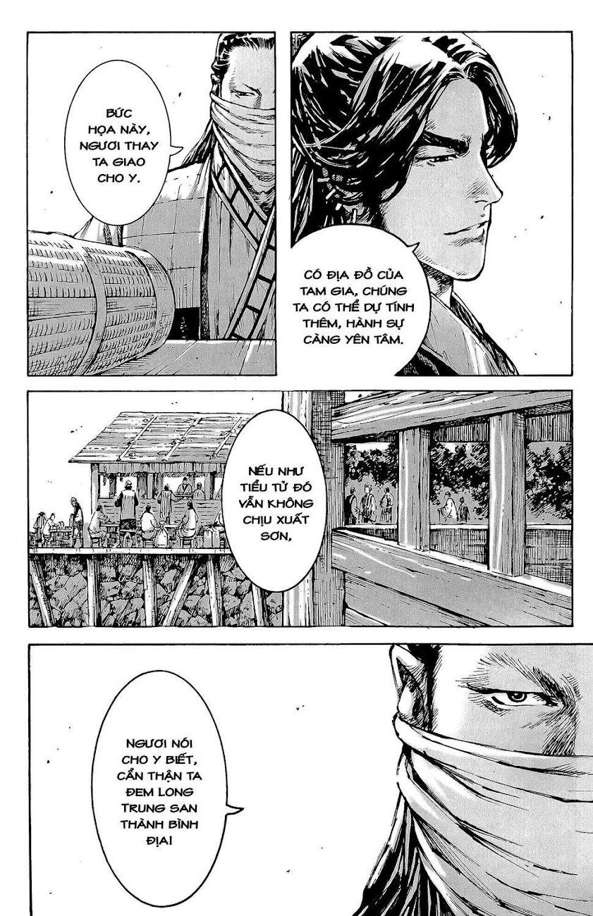 Hỏa phụng liêu nguyên Chương 366: Thơ hay hoa đẹp [Remake] trang 10