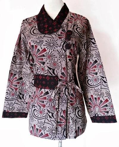 Related Gambar Model Baju Batik Terbaru