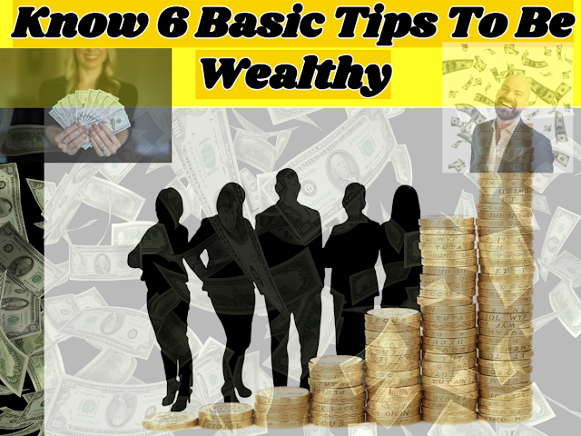 Now I will tell you rare information  if you are able to achieve financial independence while If you follow this six tips to automatic wealth, you'll be able to do that ready