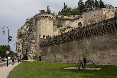 Авиньон - древний город на юге Франции