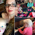 Mum of 4 boys who always wanted girls spends £3100 on lifelike female dolls which she treats as her children