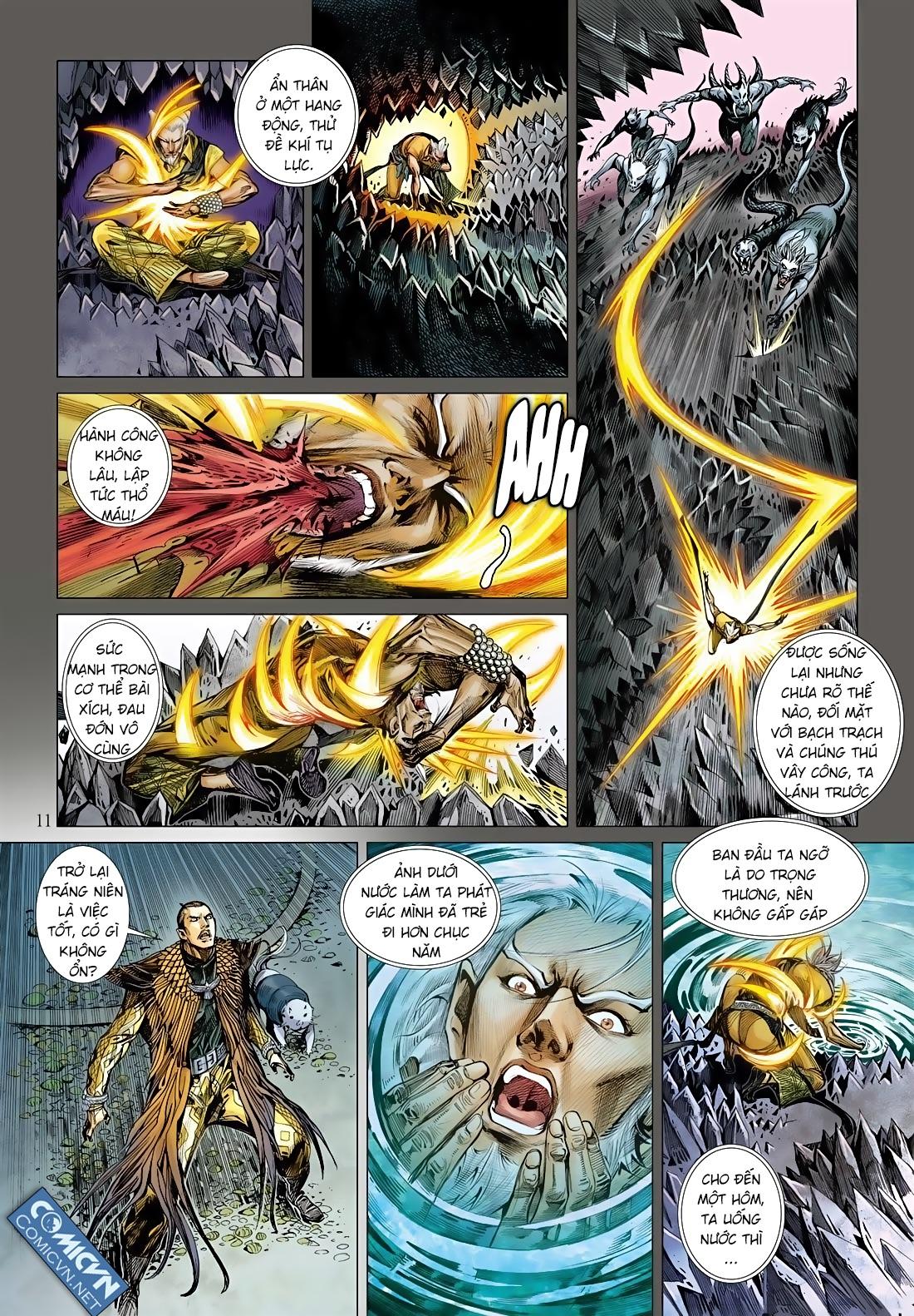 Tối Cường Khí Thiếu Chapter 16 - Trang 11