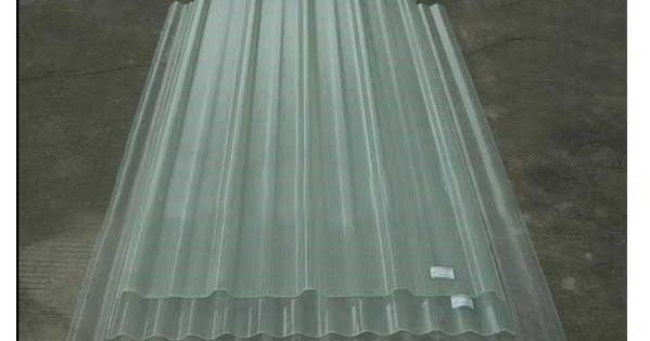 jual baja ringan murah di bogor harga spandek transparan per meter | nusantara
