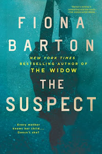 The Suspect (Kate Waters #3) by Fiona Barton