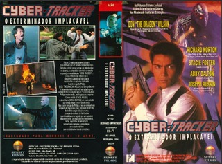 CYBER TRACKER - O EXTERMINADOR IMPLACÁVEL (1994)