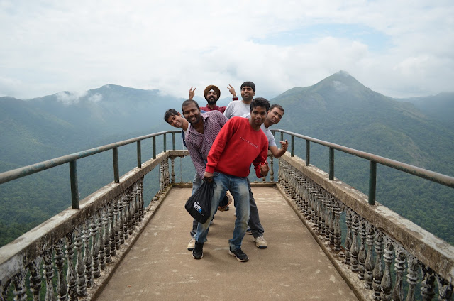 Bisle Ghat View Point