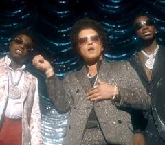 Gucci Mane faz parceria com Bruno Mars