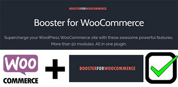 Booster Plus for WooCommerce v3.6.1
