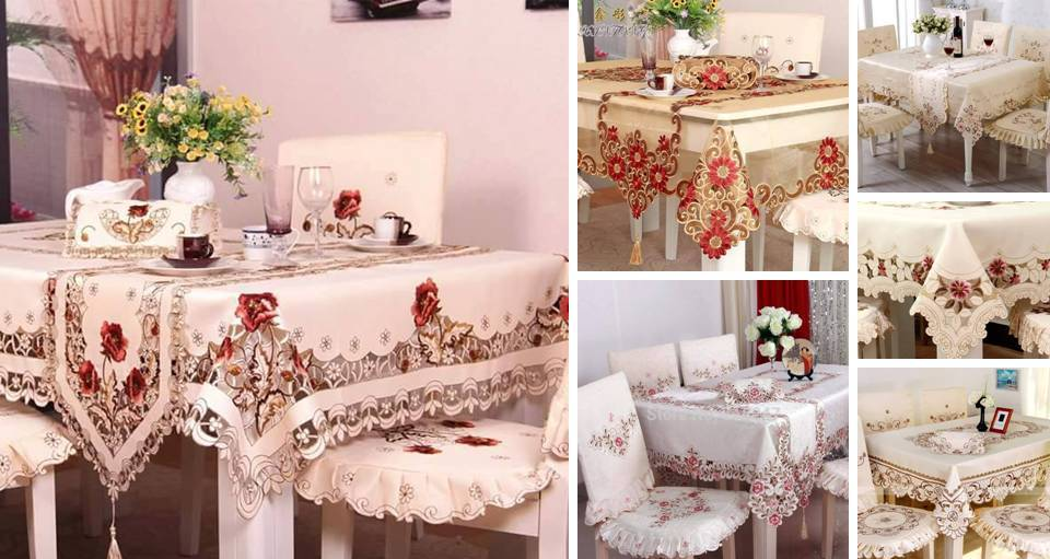 Handmade Tablecloths And Sheets Styles - Decor Units