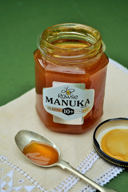 Rowse Manuka Honey. Great in smoothies or on Greek Yoghurt with banana and berries.