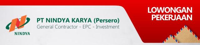 Rekrutmen PT Nindya Karya (Persero)