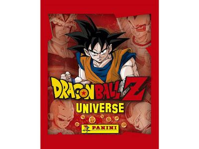 Dragon Ball Z Universe album Editora Panini