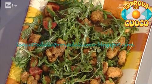 Pollo allo zenzero ricetta Moroni da Prova del Cuoco