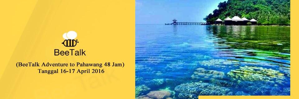 Wow Acara BeeTalk Adventure to Pahawang 48 Jam !!! #BAP48BeeTalk