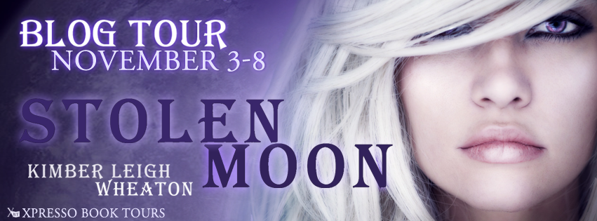 Stolen Moon Blog Tour with Review
