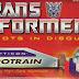 Transformers Classic Astrotrain (Deluxe Class)