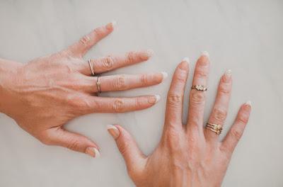 Uñas de novia