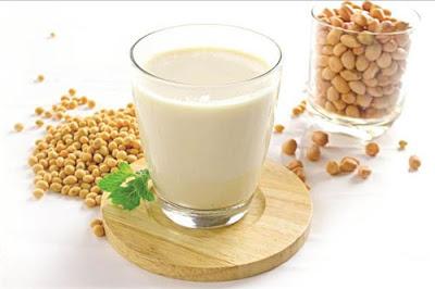 Đậu nành một trong những thực phẩm bổ sung collagen cho da