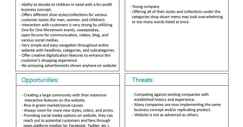 Puma SWOT Analysis, Competitors & USP