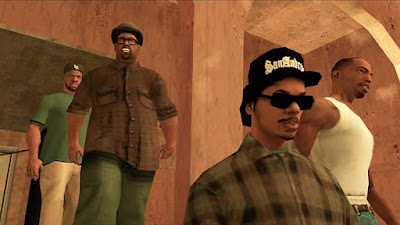 gta sa san mod lpp retexture cj sweet ryder big smoke hd