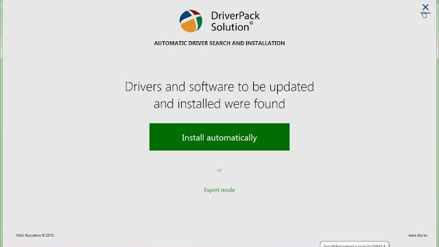 DriverPack Solution 2015 free Download