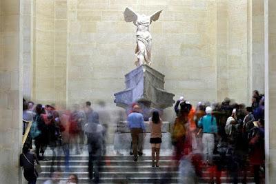 Νέο ρεκόρ για το Λούβρο: 10,2 εκατ. επισκέπτες το 2018