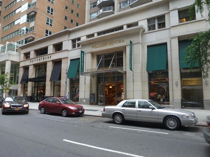 Madison Avenue Spy Williams Sonoma Closing Sale